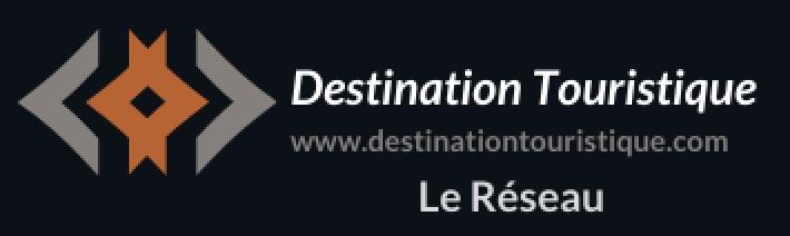 Logo - Destination touristique - Destination Portneuf - Tourisme Portneuf